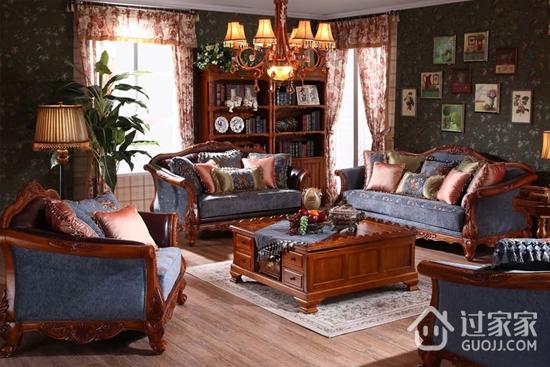 英式田园风格家具的特点