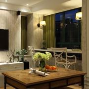 98平美式温馨住宅欣赏
