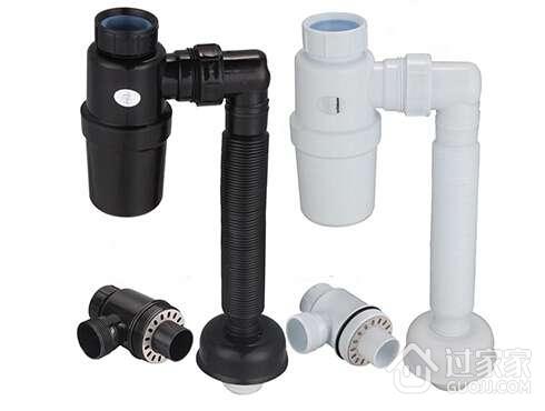浅析洗脸盆下水管的分类及安装方法