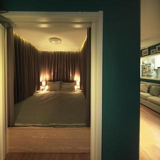 环保美式风住宅欣赏卧室榻榻米