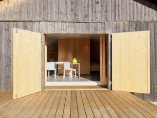110平旧房改造现代住宅欣赏过道