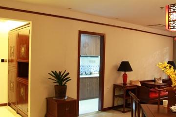 雅致89平中式风住宅欣赏厨房