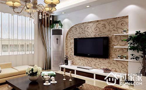 客厅电视墙要怎么装修