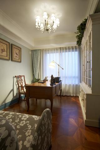98平米混搭舒适住宅欣赏书房