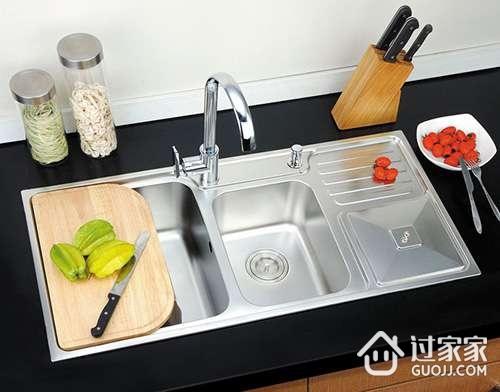 不锈钢水槽使用保养小技巧