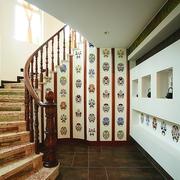 古典风楼梯设计图