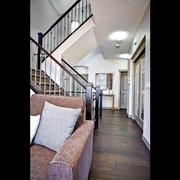 现代黑白灰别墅设计套图楼梯