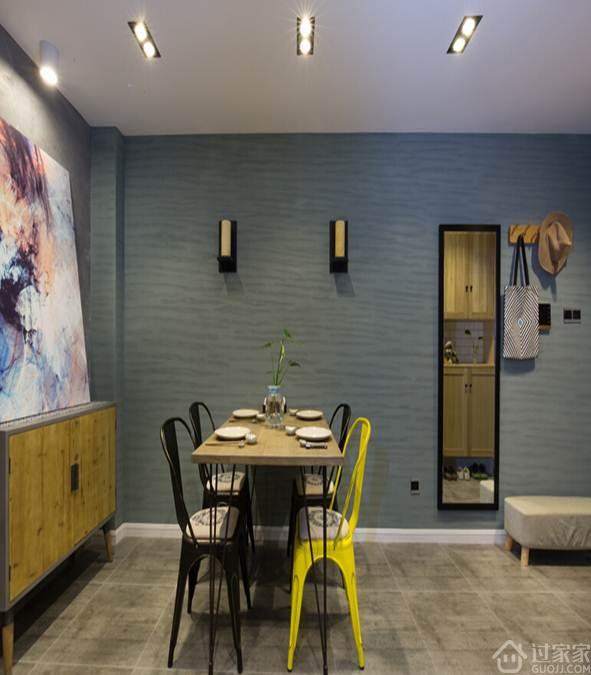 我只是打掉了厨房的墙体,没想到连餐厅空间都大了一倍!