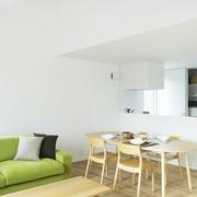 112平日式风格住宅欣赏餐厅设计
