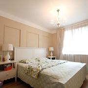 90平米打造地中海住宅欣赏卧室