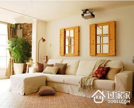 小户型客厅装修设计四大原则