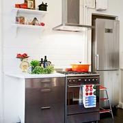 单身最爱的简约一居室欣赏厨房