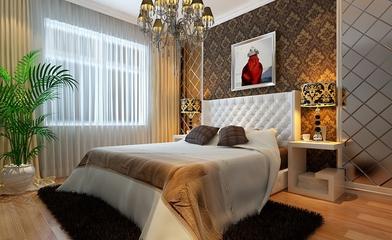 简约风格三居室效果图欣赏餐厅设计