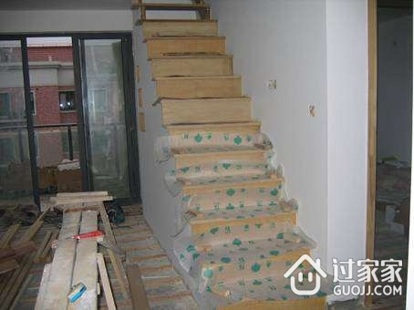 水泥楼梯装修施工交底