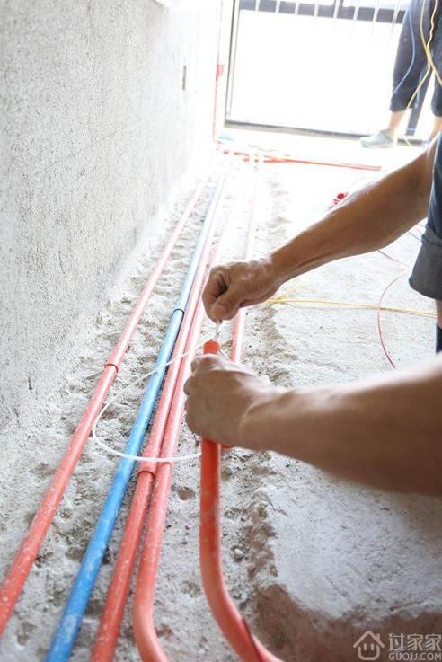水电安装怎样穿线可减少故障?电路这样穿线,50年不坏!