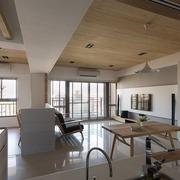 日式淡雅住宅欣赏客厅摆件