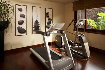 现代风格别墅套图健身室