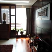 客厅休闲区一角