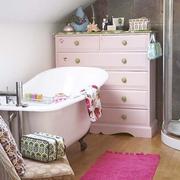 有爱简欧童话住宅欣赏卫生间