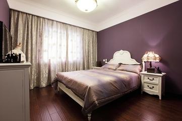 混搭风格有机住宅欣赏卧室效果图