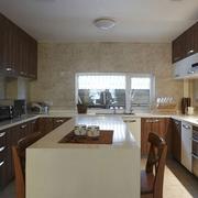 117平打宅美式欣赏厨房