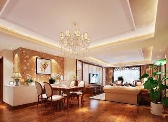 89平新中式住宅欣赏