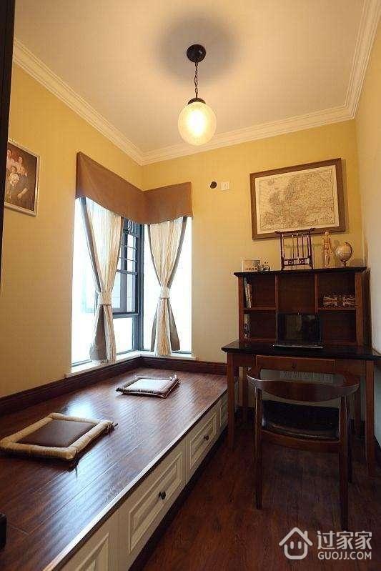 70平简单美式二居室欣赏