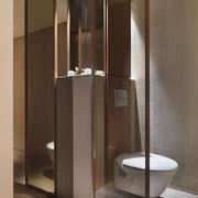 简约恬静复式楼欣赏卫生间设计