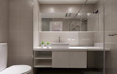 简约设计小户型效果图卫生间