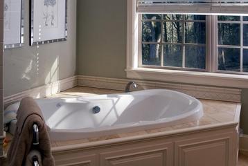 漂亮的卫生间洗手盆