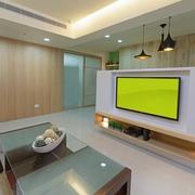 93平优雅日式风格欣赏客厅效果
