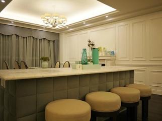 温馨简欧典雅住宅欣赏客厅设计