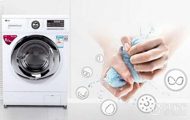 Lg洗衣机如何