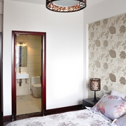 现代风格装修设计卧室效果