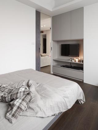 现代简约住宅装饰电视柜