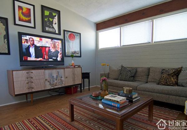 好想要这样的电视墙造型哦!电视造型墙效果图大放送!