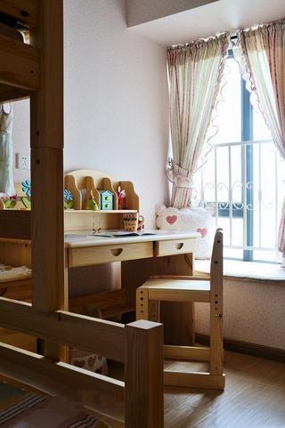 混搭三室两厅住宅欣赏儿童房局部