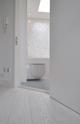 诺丁山简欧复式住宅卫生间门