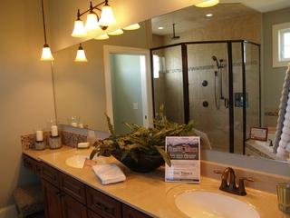 美式风别墅套图浴室柜