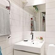 80后新居时尚简约欣赏洗手间