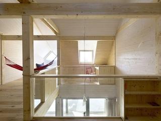 北欧风格住宅室内效果