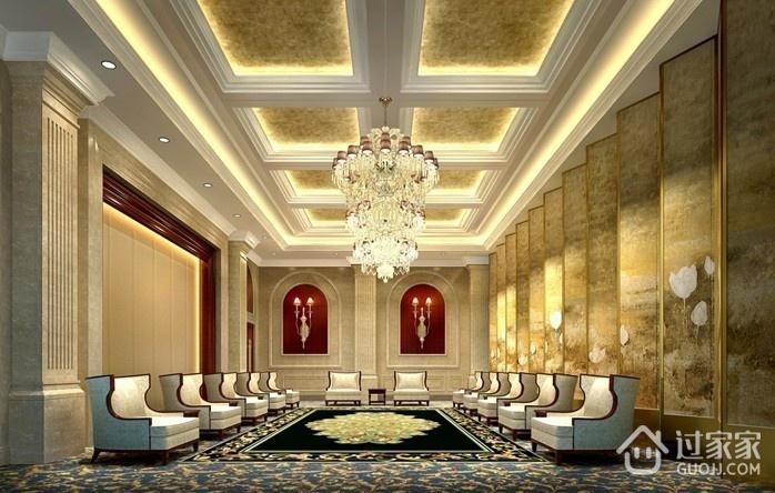 150平欧式大宅设计欣赏