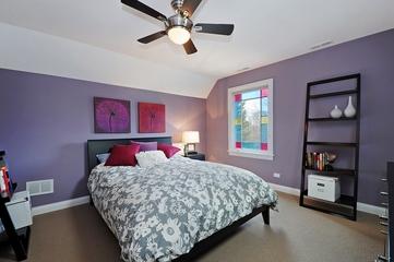 田园风格复式效果套图欣赏卧室设计