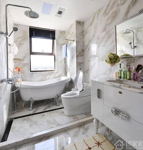 工艺节点32:卫浴五金安装
