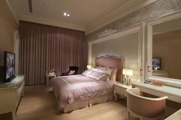 法式奢华精致住宅欣赏卧室设计