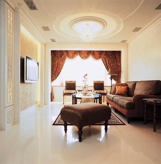 低调气质新古典住宅欣赏