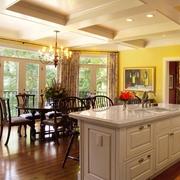 现代别墅装饰套图厨房橱柜