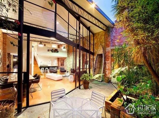 时尚魅力现代住宅欣赏陈设