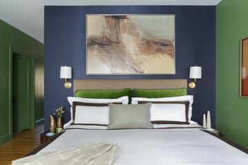 现代装饰设计效果套图欣赏卧室