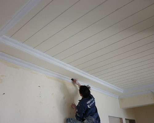 石膏线施工工艺及施工要点